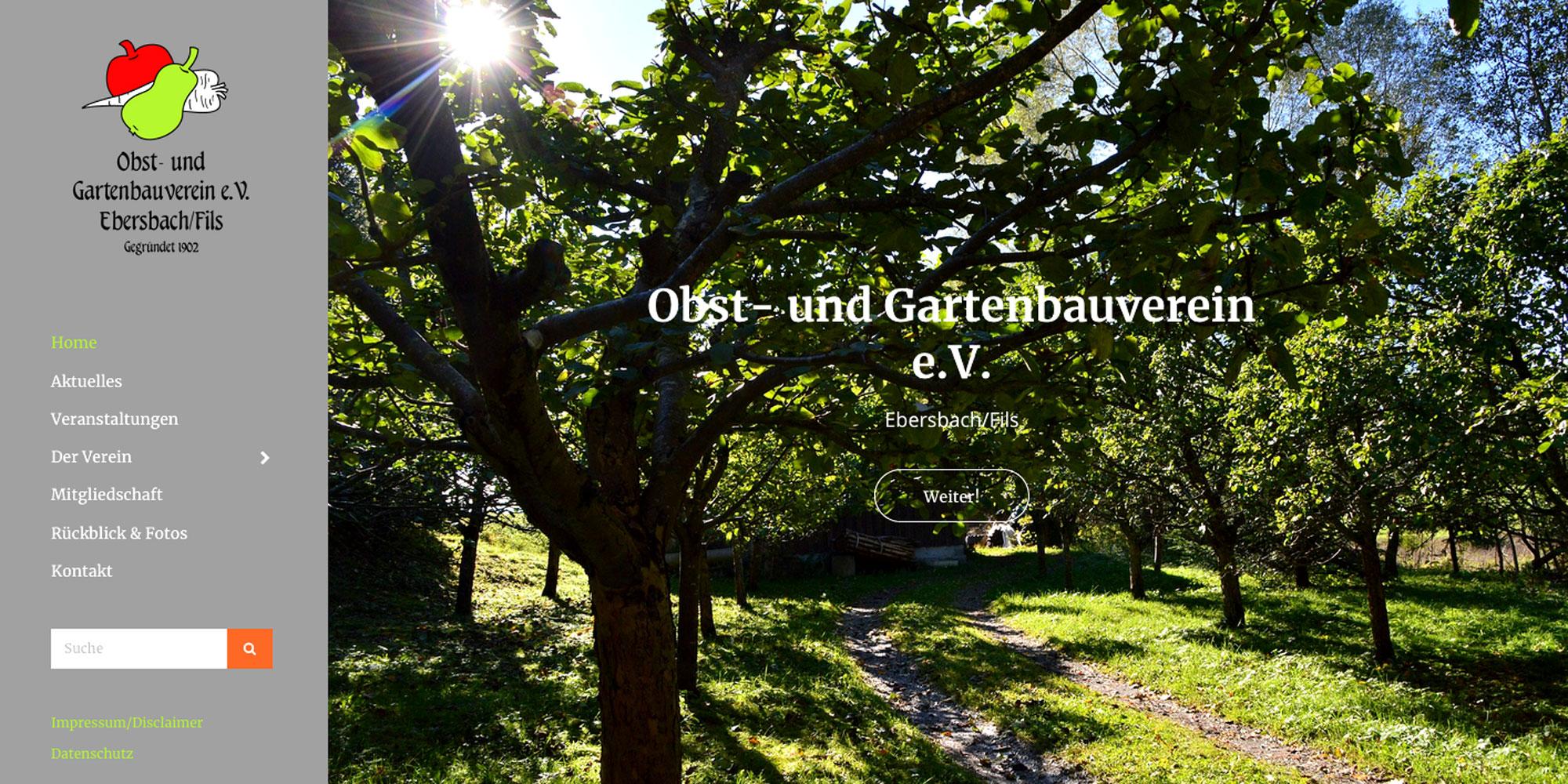 Obst- und Gartenbauverein Ebersbach